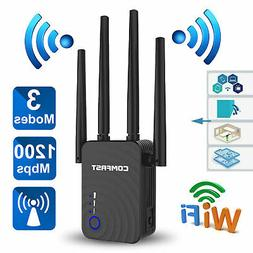 1200Mbps Wireless WiFi Repeater Range Extender Signal Booste
