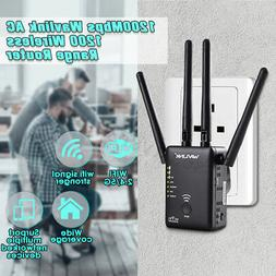 Wavlink AC1200 Dual Band Wifi Repeater Router 2.4G& 5G Wirel