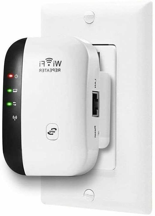 Super Boost WiFi, WiFi Range Extender | Up to 300Mbps |Repea