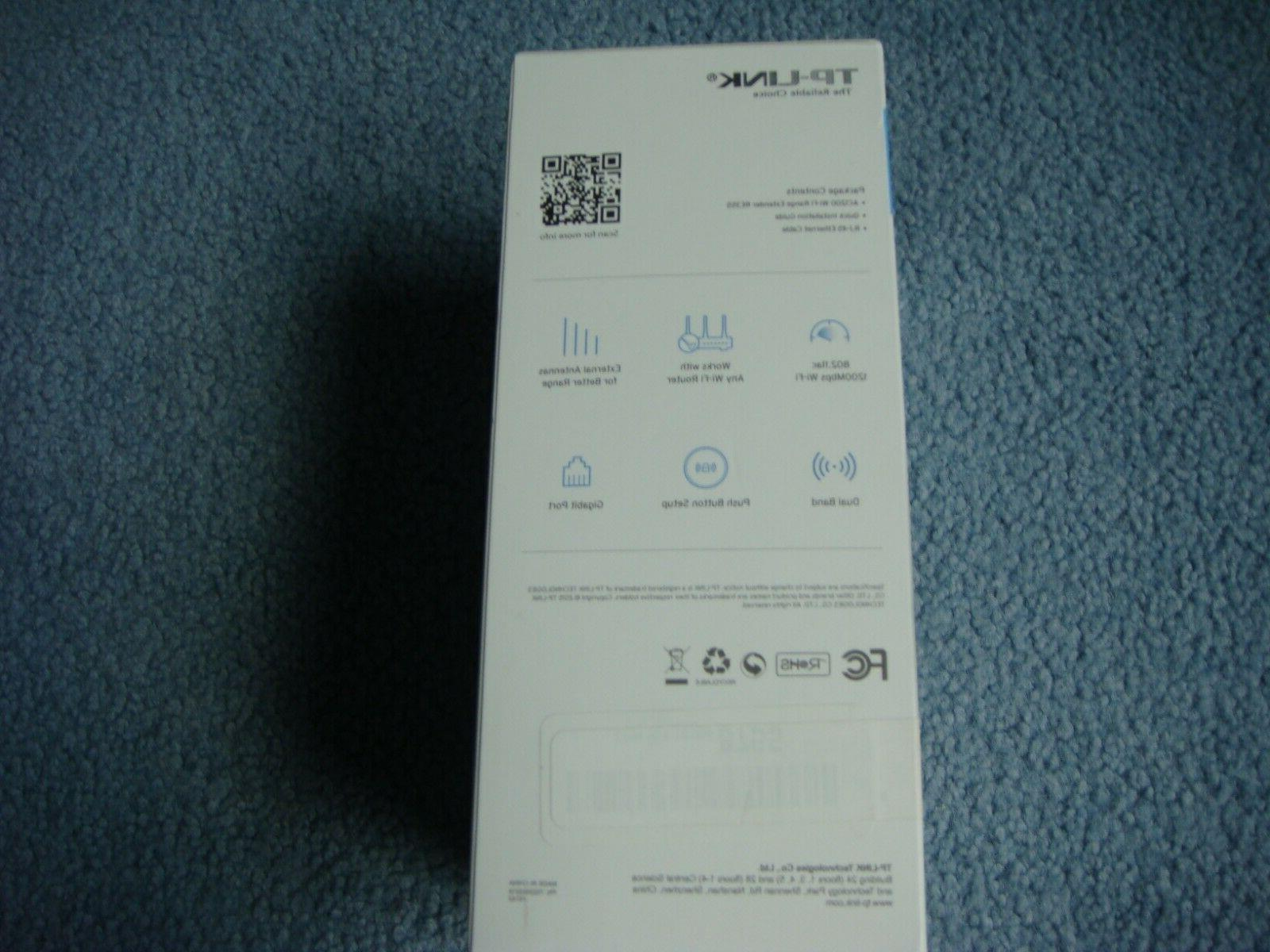 TP-LINK Ac1200 Band Extender RE355