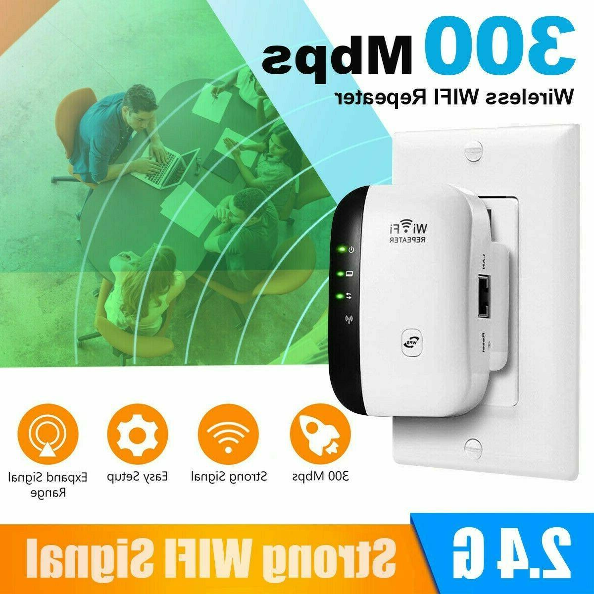 us 300mbps wireless wifi repeater signal super