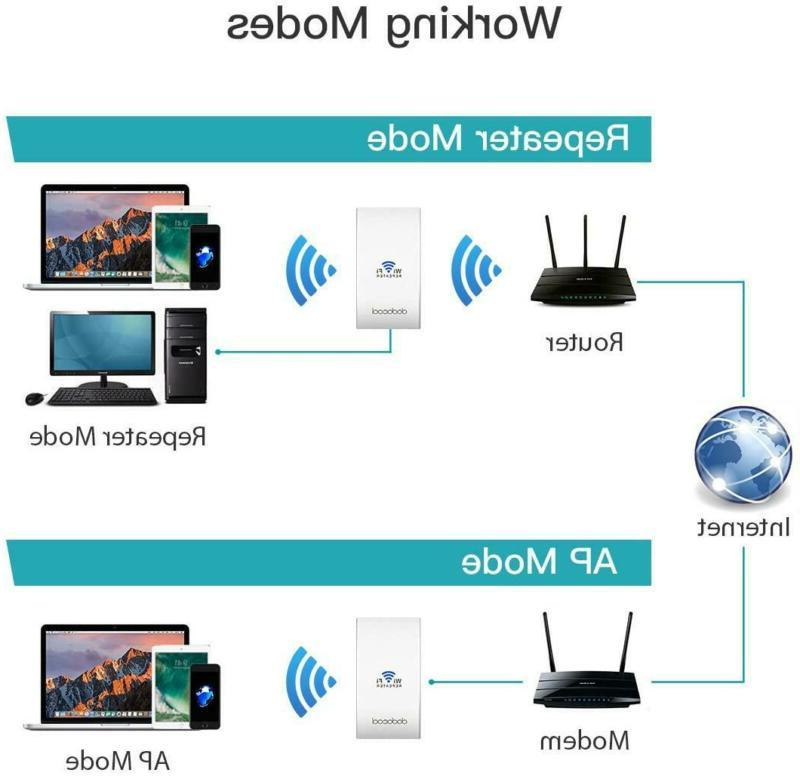 Booster Wireless-N 300Mbps