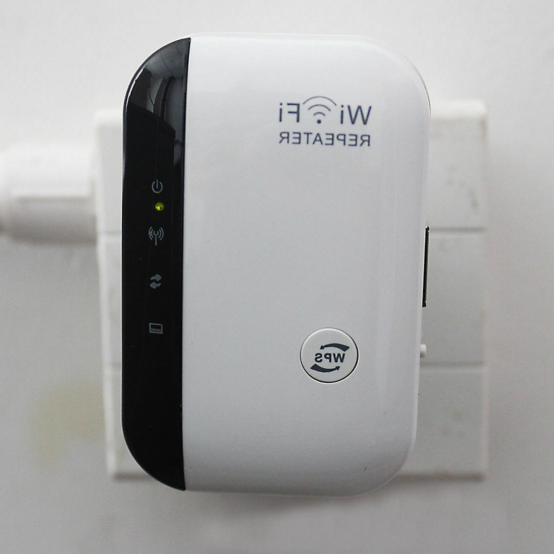 WiFi Range Booster 300Mbps Speed