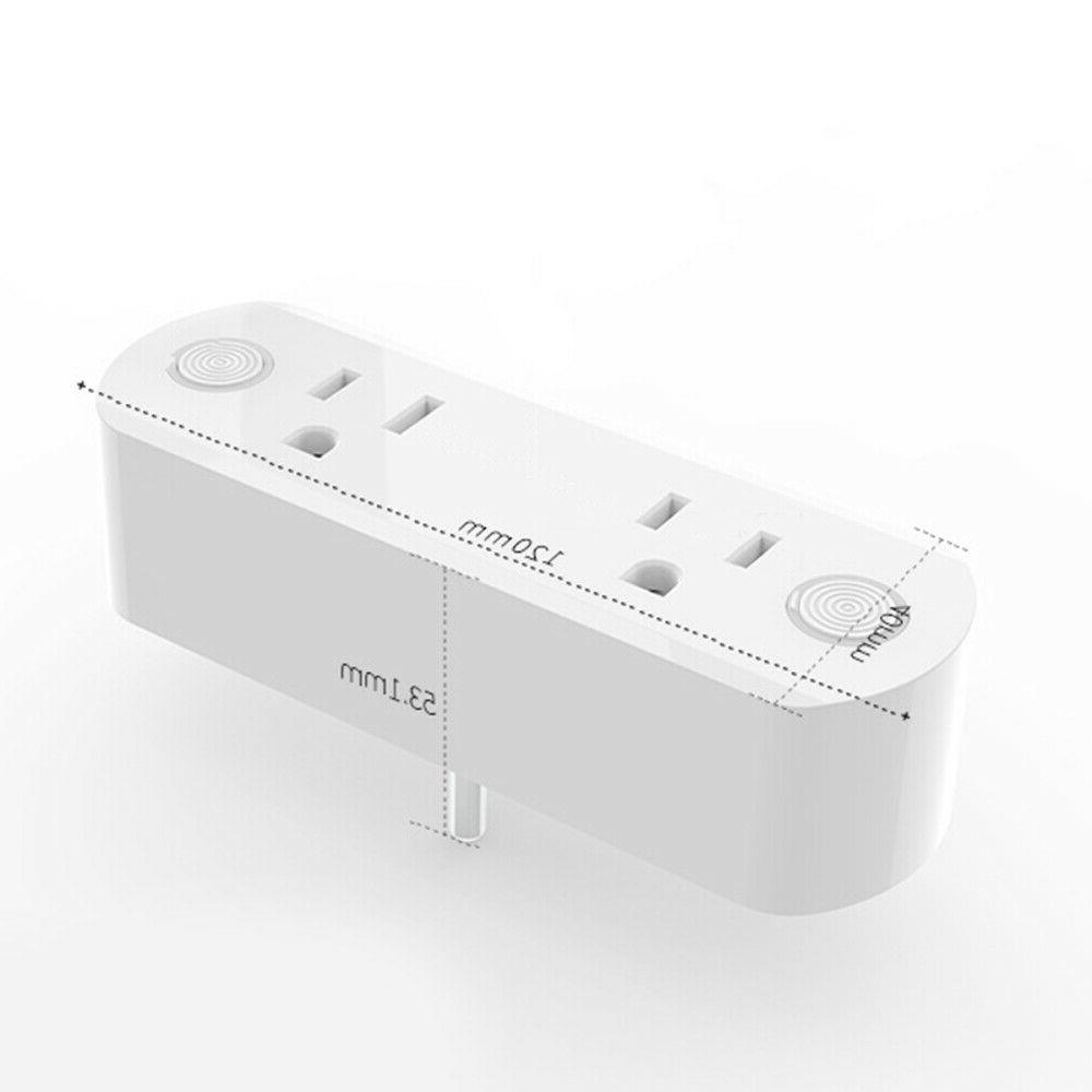 Outlet Extender Socket with Switch